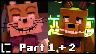 FNAF Minecraft Animation Movie
