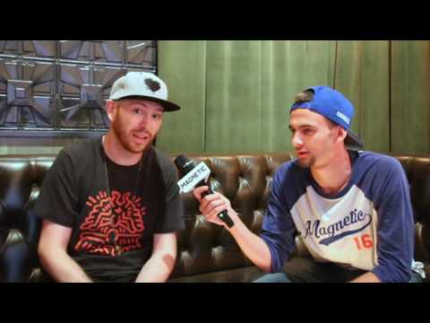 EDC 2016 Las Vegas - LondonBridge Interview