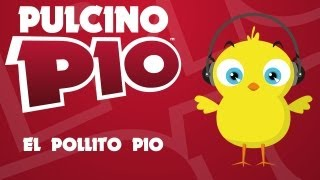 Repeat youtube video PULCINO PIO - El Pollito Pio (Official)