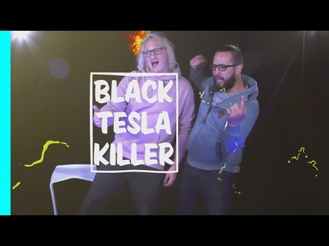 TECHLAB Keynote - Präsentation des absoluten Power-eBikes: Black Tesla Killer + Event-Ankündigung
