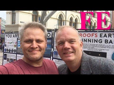 Globe Lie Euro Tour Belfast Day 12 Mark Sargent Street Activism ✅ (mirror)