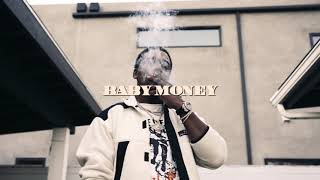 Baby Money - NEVER LOOK BACC (Official Music Video)