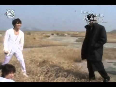080331 Arirang News Shinhwa 9th Jib Photoshoot filmsite [中字]