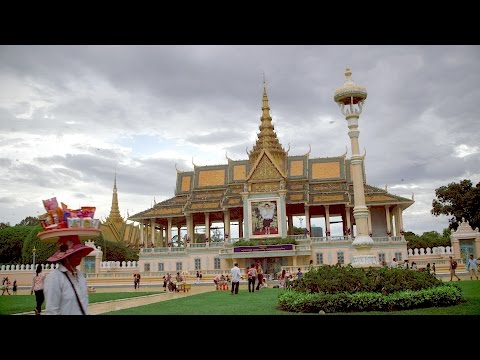 Stanford students experience life-changing internships in Cambodia
