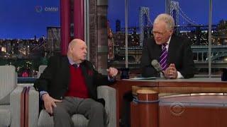 Don Rickles Letterman 2012