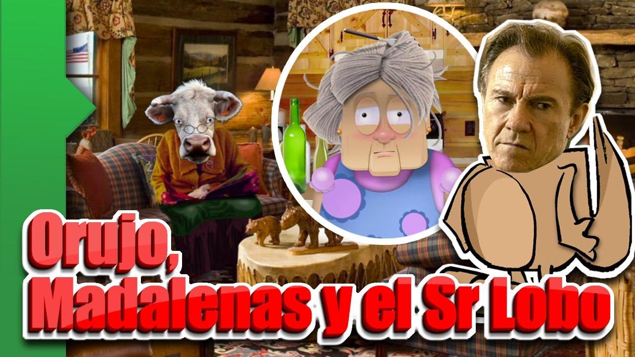 ver el video La Caperucita, Orujo y el Lobo