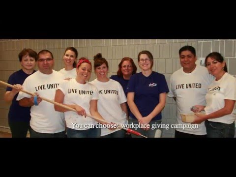 """Marcus Theatres and United Way """"Choices"""""""
