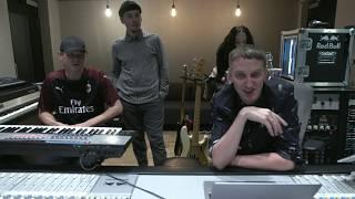 Toddla T, Kamakaze & Massappeals remix a UK Garage song into a Jungle anthem   Studios Live