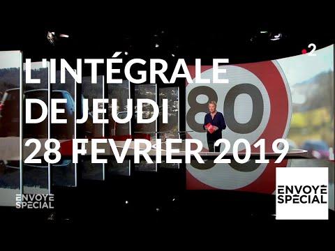 Nouvel Ordre Mondial - Envoyé spécial de jeudi 28 février 2019 (France 2)