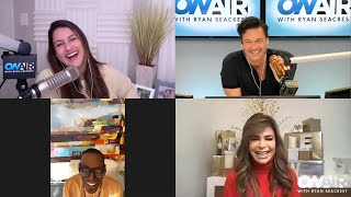 Randy Jackson & Paula Abdul Reunite With Seacrest! | On-Air With Ryan Seacrest