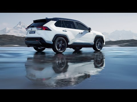 The New Toyota RAV4 Hybrid | Paris Motor Show 2018