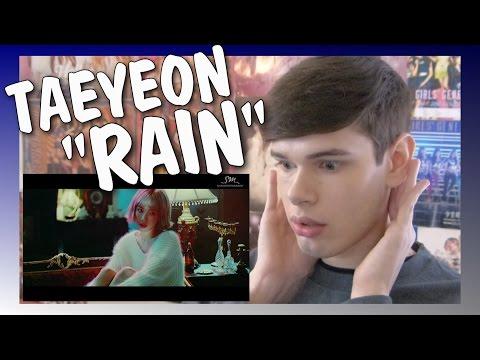 MV Reaction | TAEYEON 태연_ RAIN