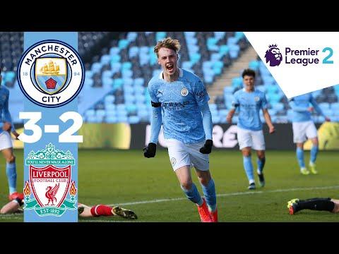 Highlights | Man City 3-2 Liverpool | Premier League 2