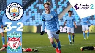 Highlights   Man City 3-2 Liverpool   Premier League 2
