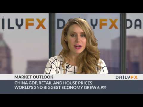 DailyFX European Market Wrap: Euro Trips Over Draghi's Inflation Warning: 1/19/17