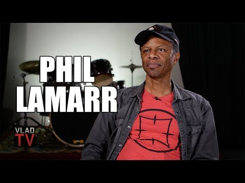 Phil LaMarr on Being a