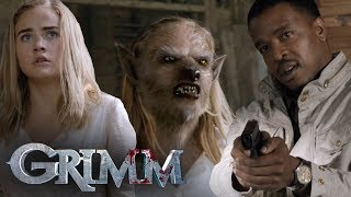 Hank Finds Out That Nick Is a Grimm | Grimm