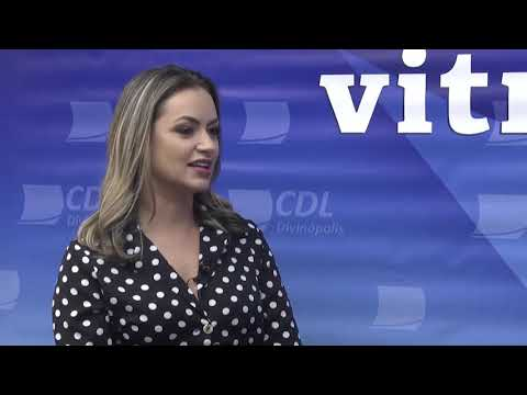 Imagem Entrevista com a empresária Vanessa Morais - Vitrine na TV - 07 de Maio de 2019