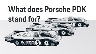 What does Porsche PDK stand for? | Porsche answers your most popular questions.