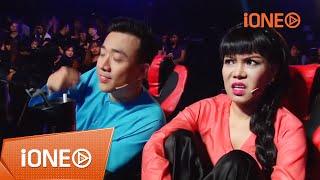 Việt Hương thích chặt chém Trấn Thành - Thử thách người nổi tiếng (hậu trường) - IONE TV