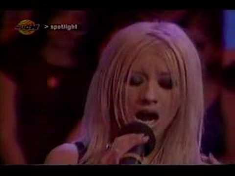 Christina Aguilera - Run To You Acapella