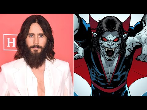 THE MICHAEL MORBIUS TRAILER LOOKS AMAZING!!!