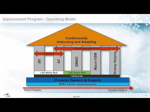 CAE   Take Business Process Improvement to the Skies webinar recording