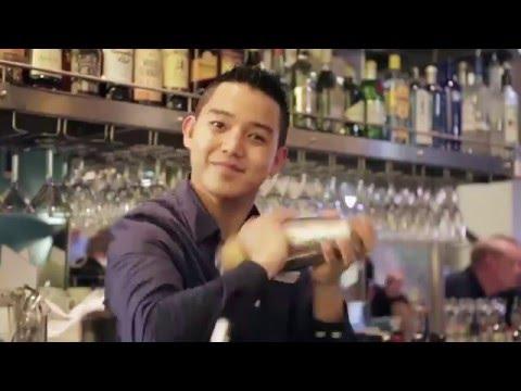 Best Bartender cocktails at Staunton's Wine Bar & Cafe
