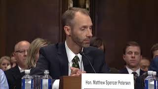 Donald Trump judicial pick hilariously unable to answer basic law questions