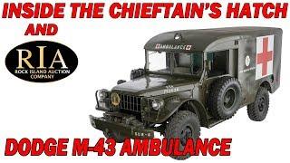 Inside the Chieftain's Hatch: M43 Ambulance