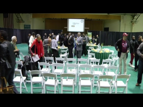 Wilberforce University: State Of The University Address By President Elfred Anthony Pinkard