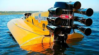 WHAT IS THE FASTEST BOAT ? | 10 FASTEST BOATS EVER MADE