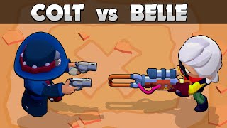 BELLE vs COLT | 1vs1 | 33 Test