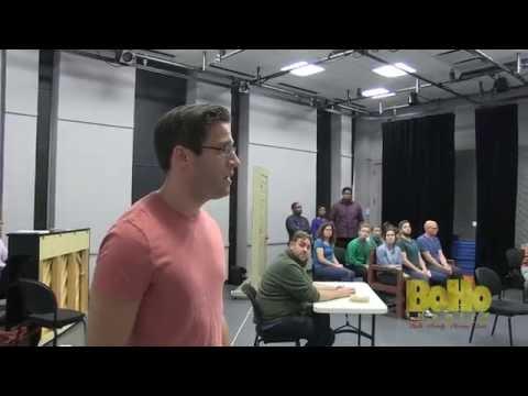 PARADE in Rehearsal pt 4