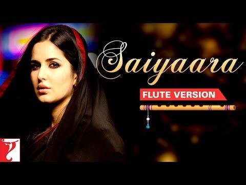 Flute Version: Saiyaara | Ek Tha Tiger | Sohail Sen | Kausar Munir | Vijay Tambe