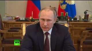 Путин: Пирожков на Майдане недостаточно, чтобы оплачивать газ