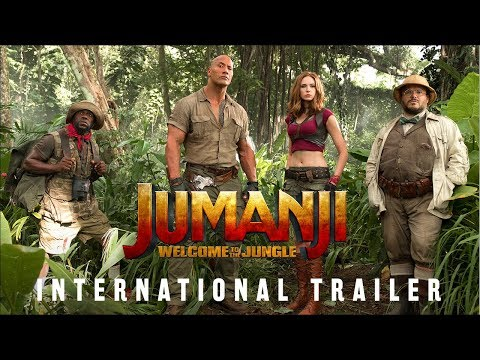 Jumanji: Welcome to the Jungle'