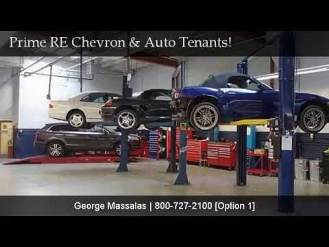 Chevron Auto Center Tenants Property!
