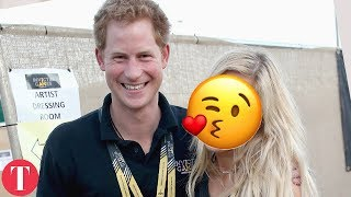 14 Girls Prince Harry Has Dated