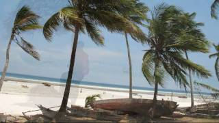 Zanzibar resort hotel & villas Dolphin View Paradise Kitesurfing official video