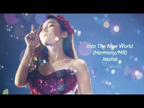 Into The New World (Harmony/MR) - Jessica