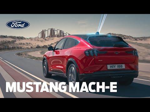 Slik bruker du over-the-air-oppdateringer | Mustang Mach-E | Ford Norge
