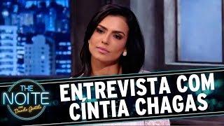 Mix Palestras | Cíntia Chagas no The Noite