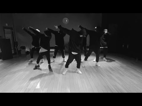 iKON - BLING BLING Dance Practice (Mirrored)