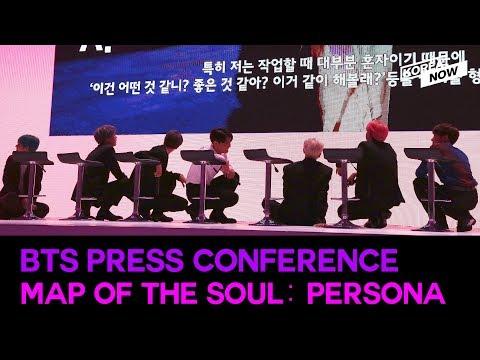 [ENGLISH SUB FULL VER.] BTS press conference