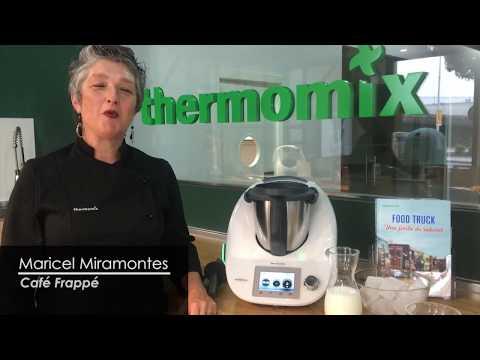 Café frappé con Thermomix ® : Receta fácil y rápida para combatir el calor