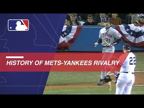 A look at the history of the Mets and Yankees rivalry