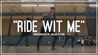 """Nelly """"Ride Wit Me""""   Choreography by Megan Batoon"""