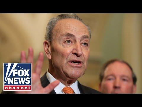 Live: Senator Schumer speaks to press