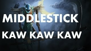 video Middlestick : kaw kaw kaw